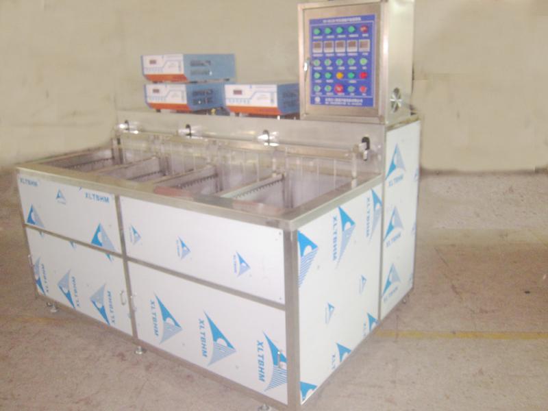 4槽光学盖板清洗机