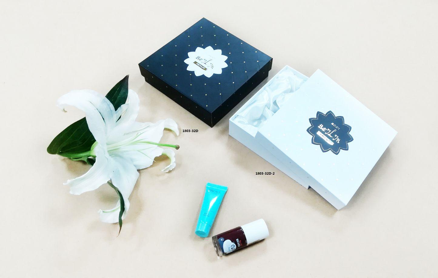 化妆品盒 COSMETIC BOX