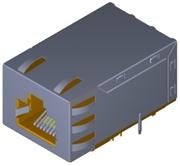 10G 1X1  RJ45連接器模組