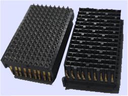 高速背板连接器
