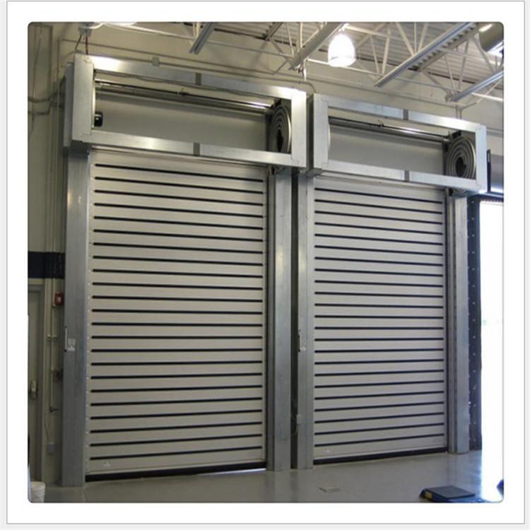 深圳硬质涡轮快速门的功能与配置分析