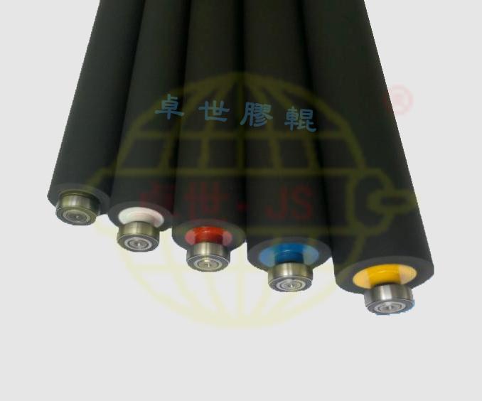 【东莞橡胶制品】固体硅胶辊和液体硅胶辊有什么区别