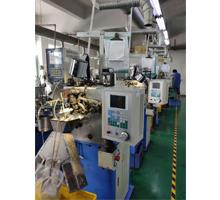 Taiwan Guanghong compression spring machine
