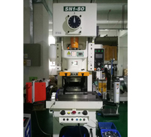 80 tons of stamping equipment