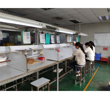 Quality inspection room