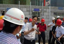 整套墙面以机械喷浆施工的应用技术体系