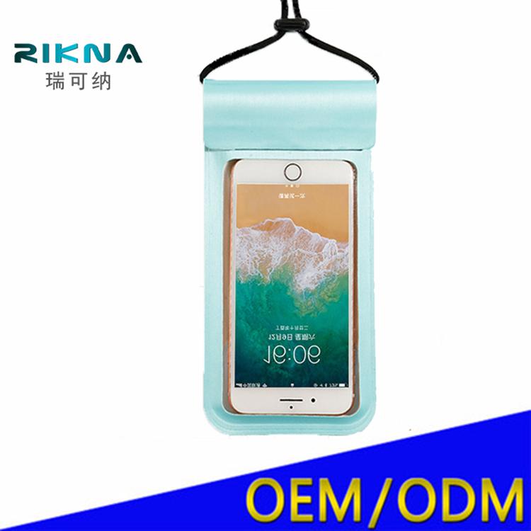 新款PU+TPU手機防水袋