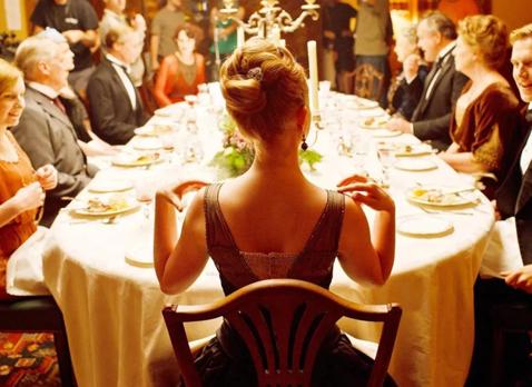 大多数人不了解的英国贵族餐桌礼仪!