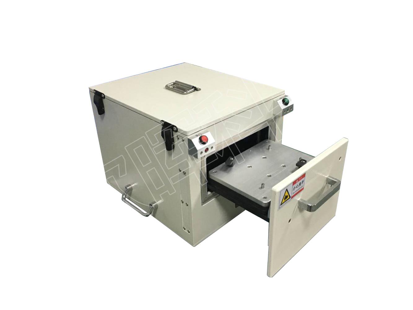 MX-6040气动抽屉式屏蔽箱