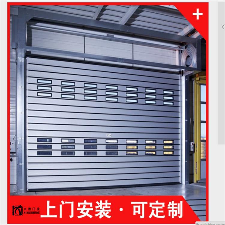 深圳硬质快速门的用途您了解吗?