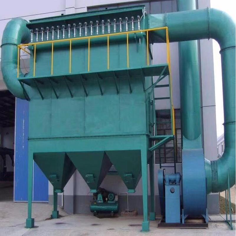 火电厂处理特殊粉尘的措施-除尘工程