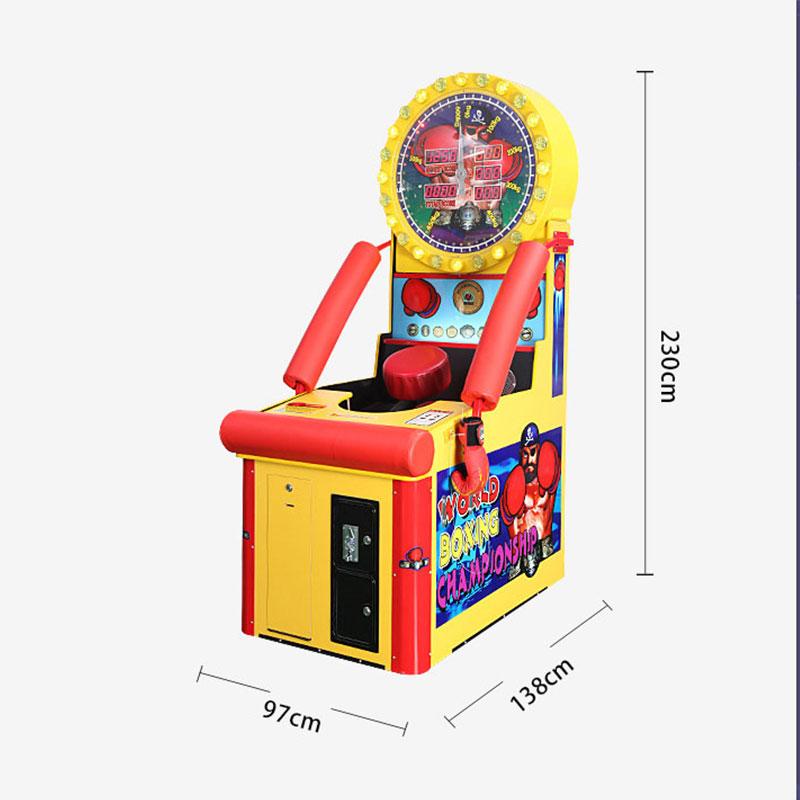 拳王娱乐机