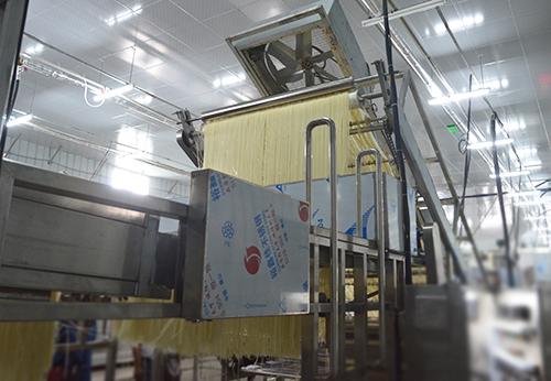 现代化米粉、米线生产线颠覆传统米粉米线的生产工艺