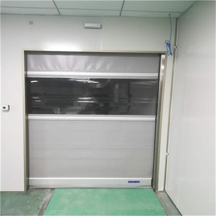 珠海兴德工业滑升门的门洞要求及生产工艺