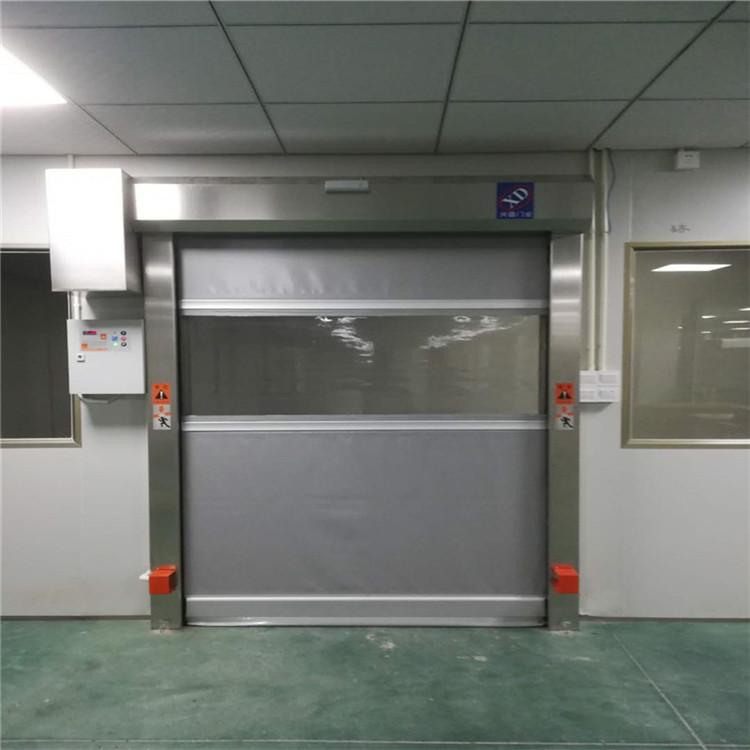 珠海兴德XDM快速感应门中的伺服电机工作原理