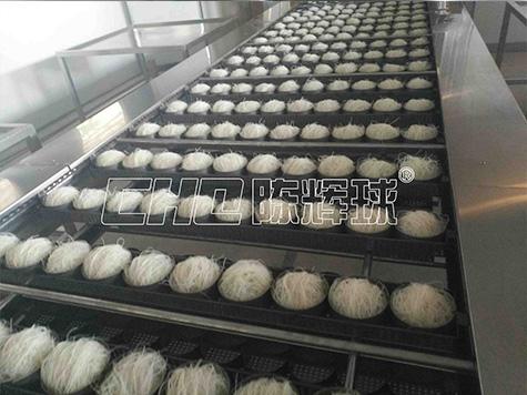 专业设备——全自动米线生产线