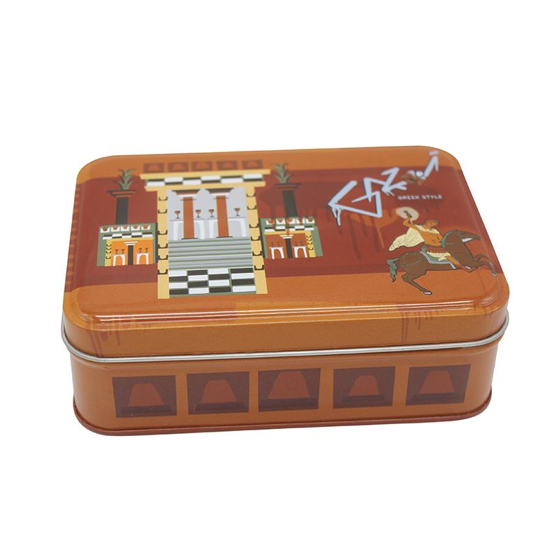 礼品铁盒,礼品铁盒包装,复古礼品盒定制