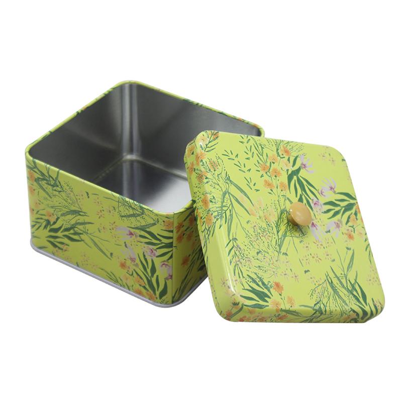 茶叶铁盒生产厂家 铁观音茶叶包装盒 茶叶铁盒包装设计