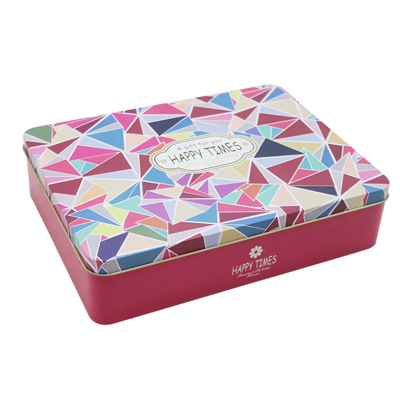 礼品包装 食品铁盒定做 月饼包装