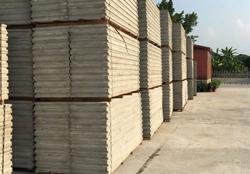 轻质节能复合墙板的生产应用