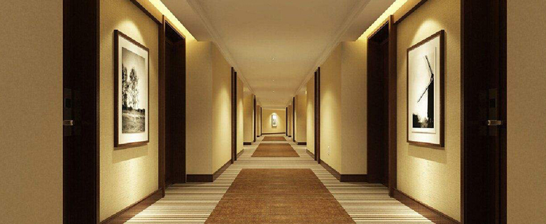 Hotel hotel partition plan