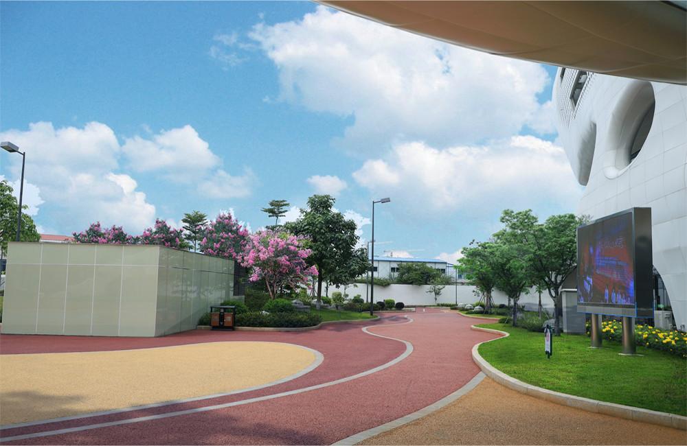 增城少年宮室外專業工程