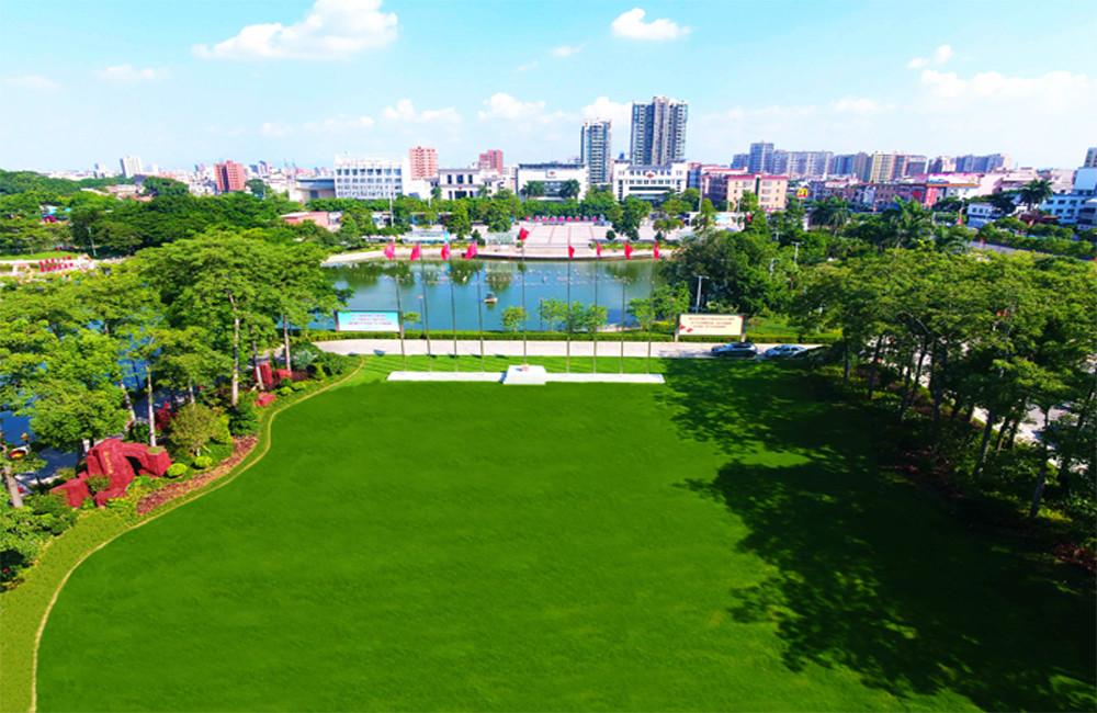 石排公园景观提升工程