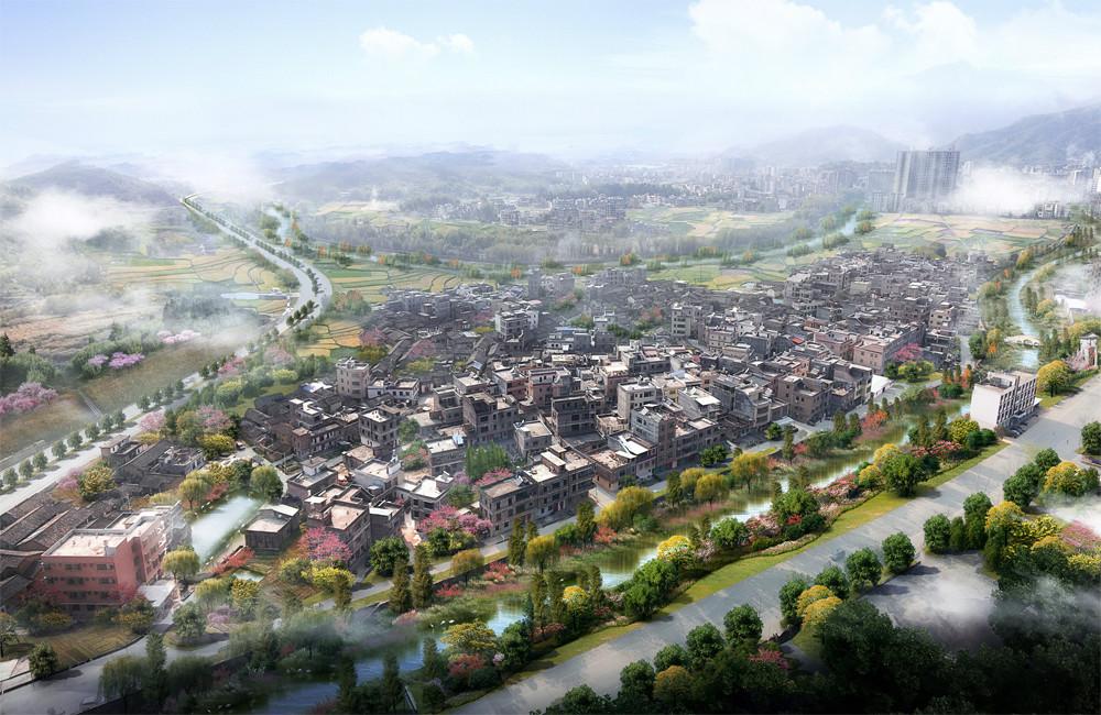 韶關市新豐縣村莊規劃暨農村人居環境整治規劃--會前村