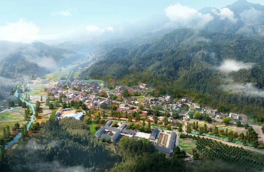 韶关市新丰县村庄规划暨农村人居环境整治规划--长江村
