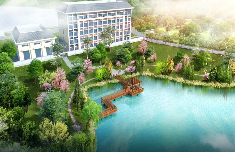 东南部(谢岗)卫生填埋场景观绿化设计