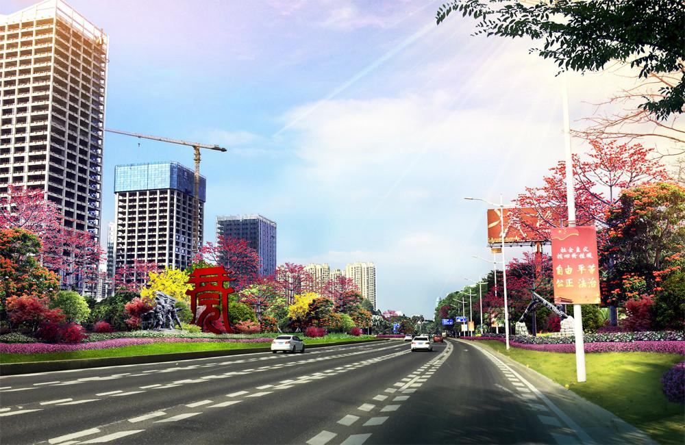 東莞大道景觀提升