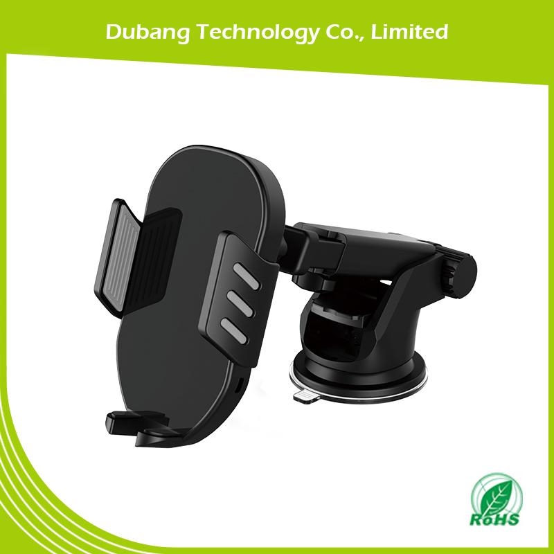 智能感應無線充電器S146,QI車載無線充手機支架