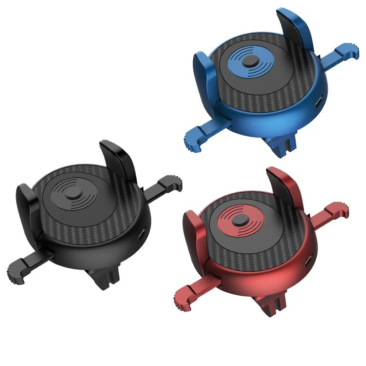 無線充電器S116,車載手機無線充電支架