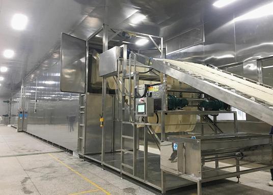 新型米线机械适用多种原料配比,多样化米线,满足市场需求