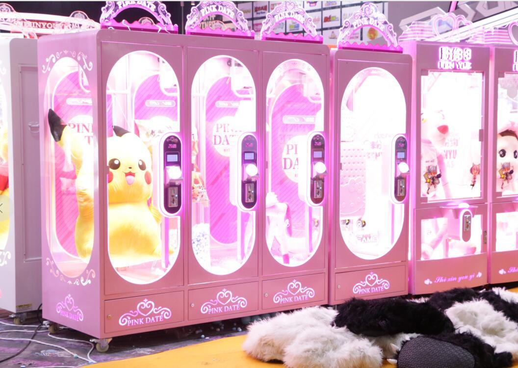 经营娃娃机设备英如何选择礼品?