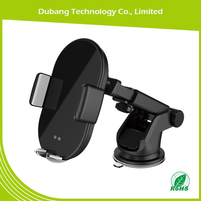 紅外線智能感應無線充電器S141B,車載手機支架