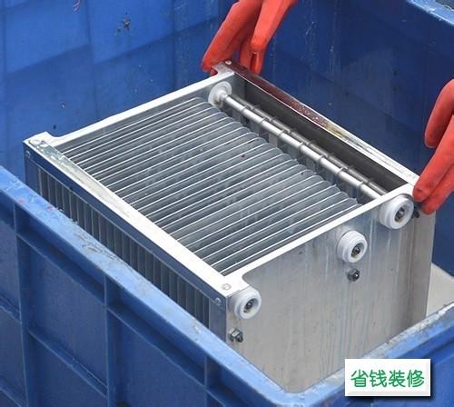 厨房油烟净化器为什么要定期清洗?