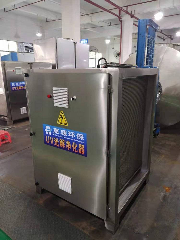 UV光解净化器能处理哪些废气?