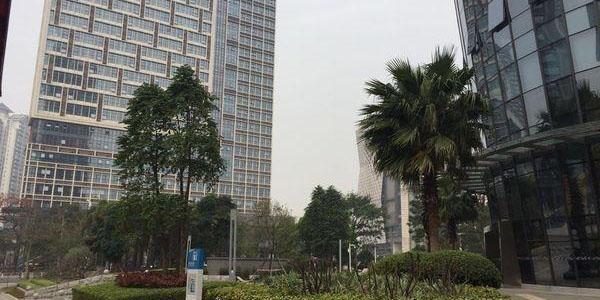 广州财富大厦