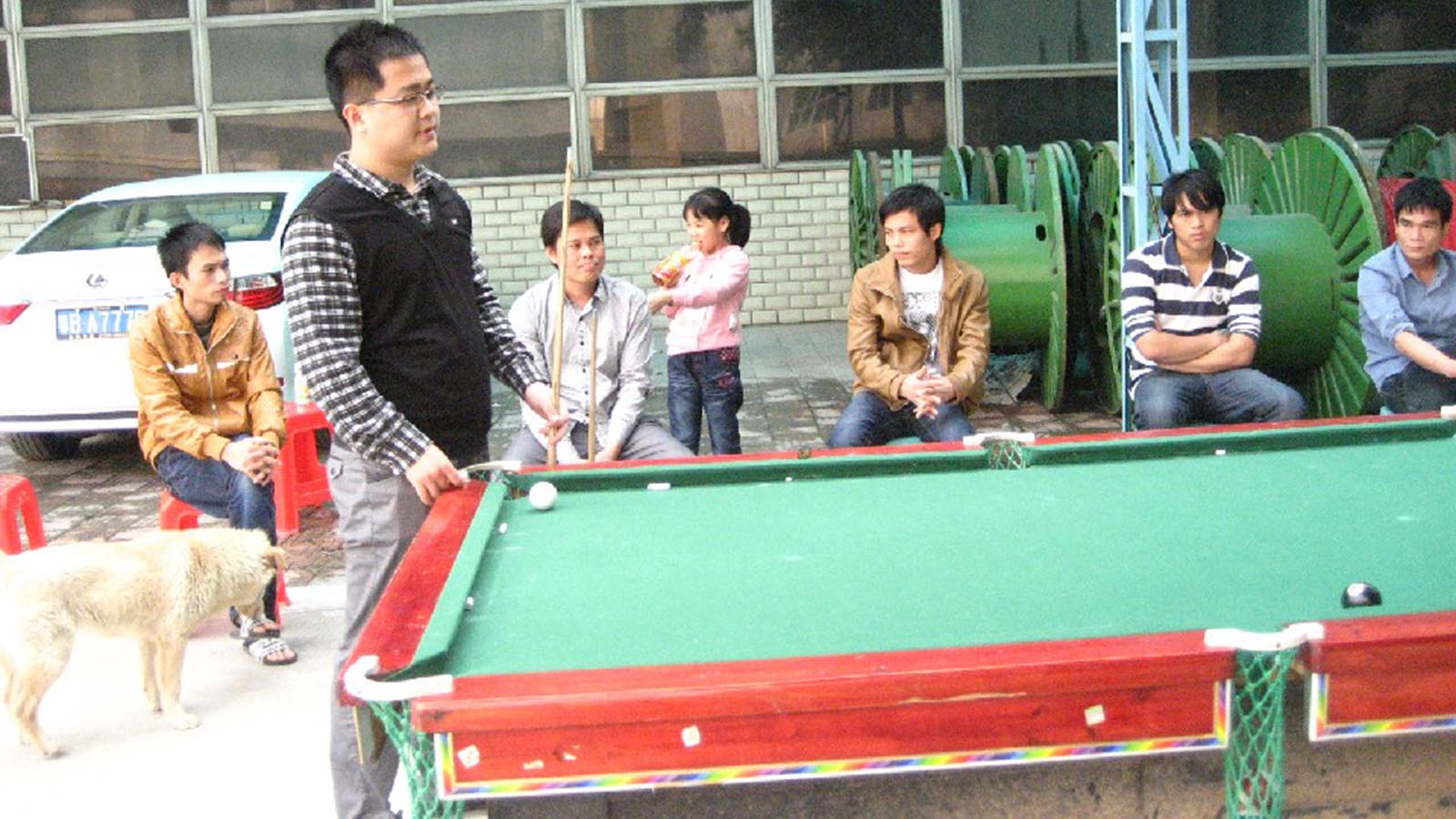 The 2nd Gemeng Tai Billiards Competition
