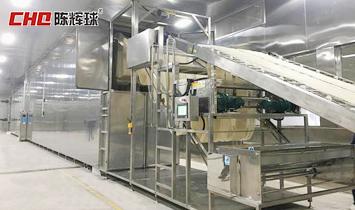 CHQ800型自熟式直条干粉生产线