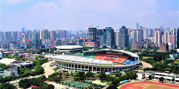 Guangzhou Tianhe Sports Center