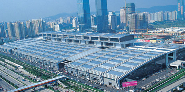 Shenzhen High-Tech Fair Project
