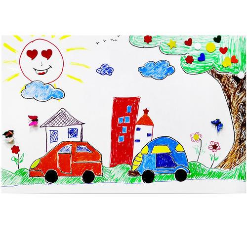 墙漆我选儿童涂料,儿童涂料我只选新威涂呀宝