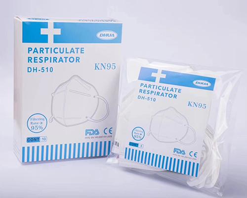 KN95防护口罩(英文版)