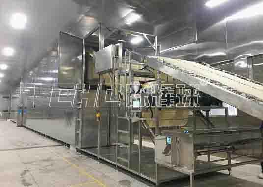数字化米粉生产线长期稳定性让企业管理更省心