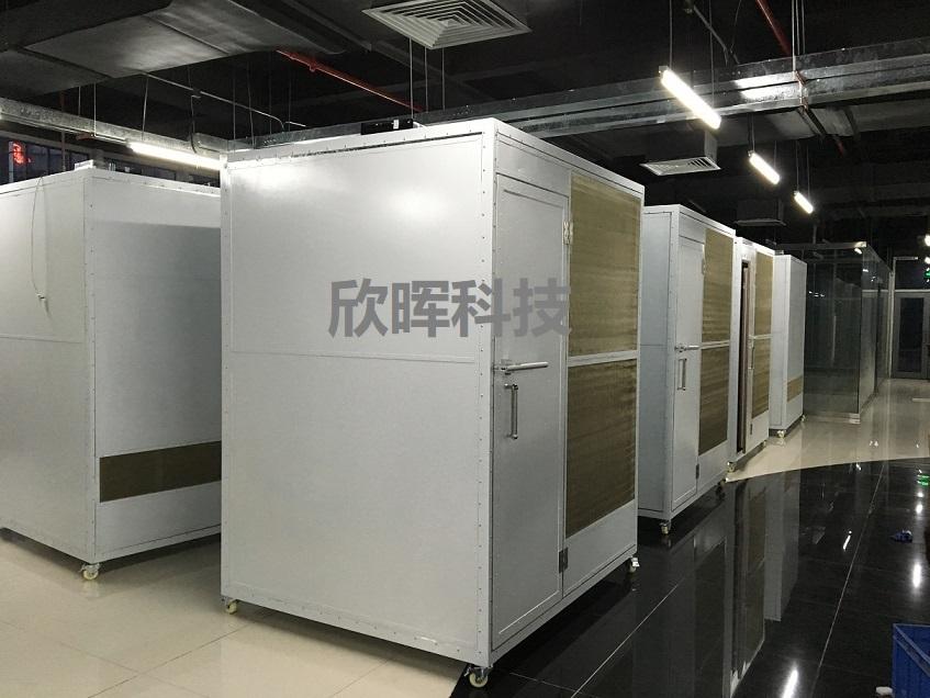 MX-1200A  系列雙層屏蔽房