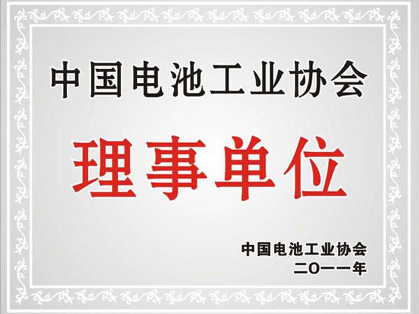 中国电池工业协会