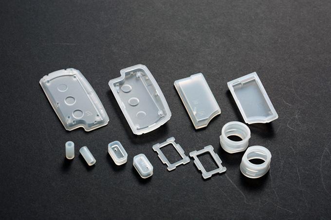 汽車電子手刹-矽膠製品,矽膠按鍵