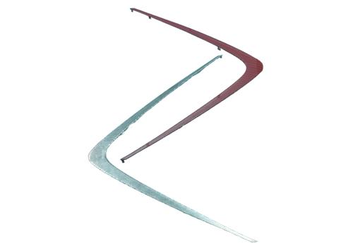 异型喇叭网